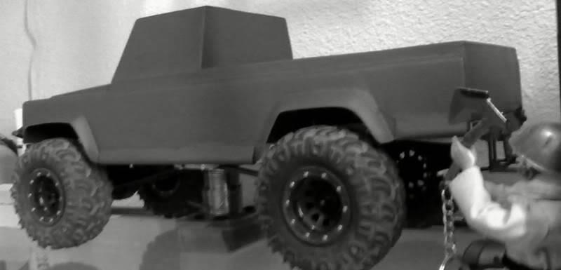 Land Rover Defender 130 ( Color-Risco ) 050620111376