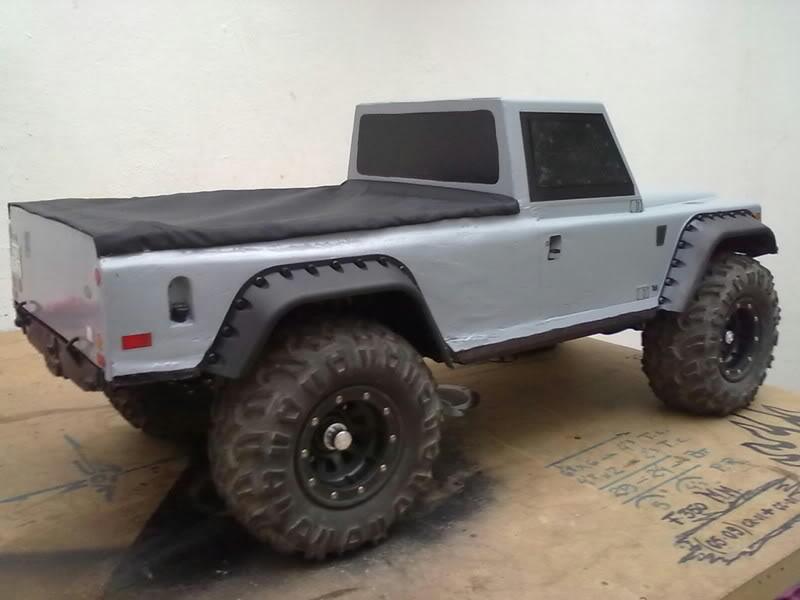 Land Rover Defender 130 ( Color-Risco ) 130620111445