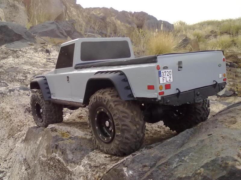Land Rover Defender 130 ( Color-Risco ) 220620111470