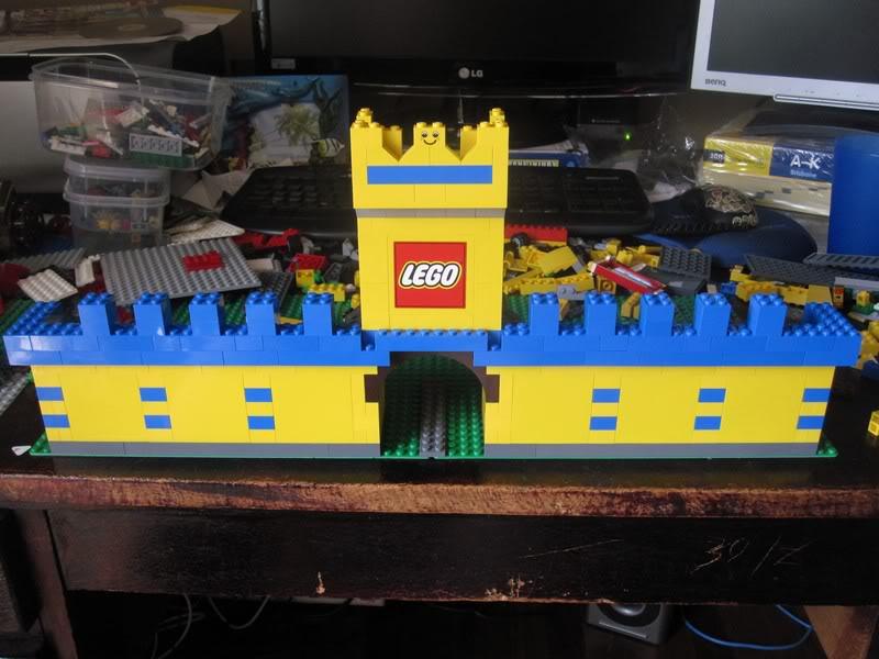 Castle MOC Castle-practice001