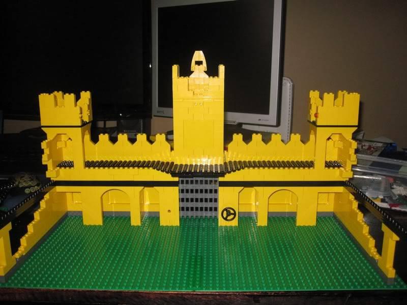 Castle MOC Castle-practice005