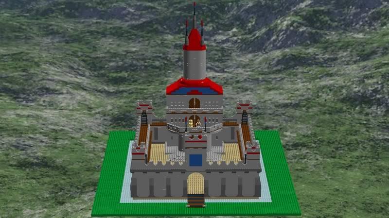 Castle MOC Finished1