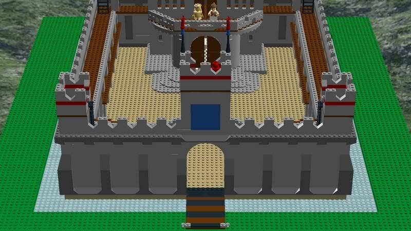 Castle MOC Finished3
