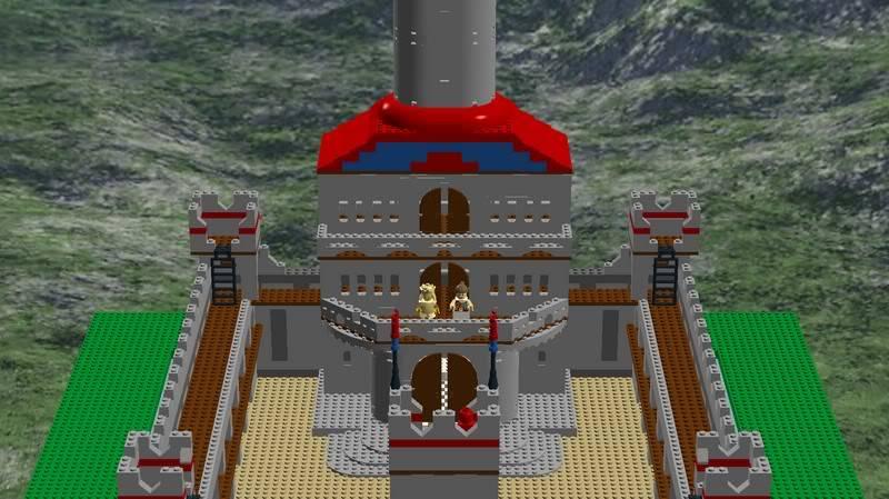 Castle MOC Finished4