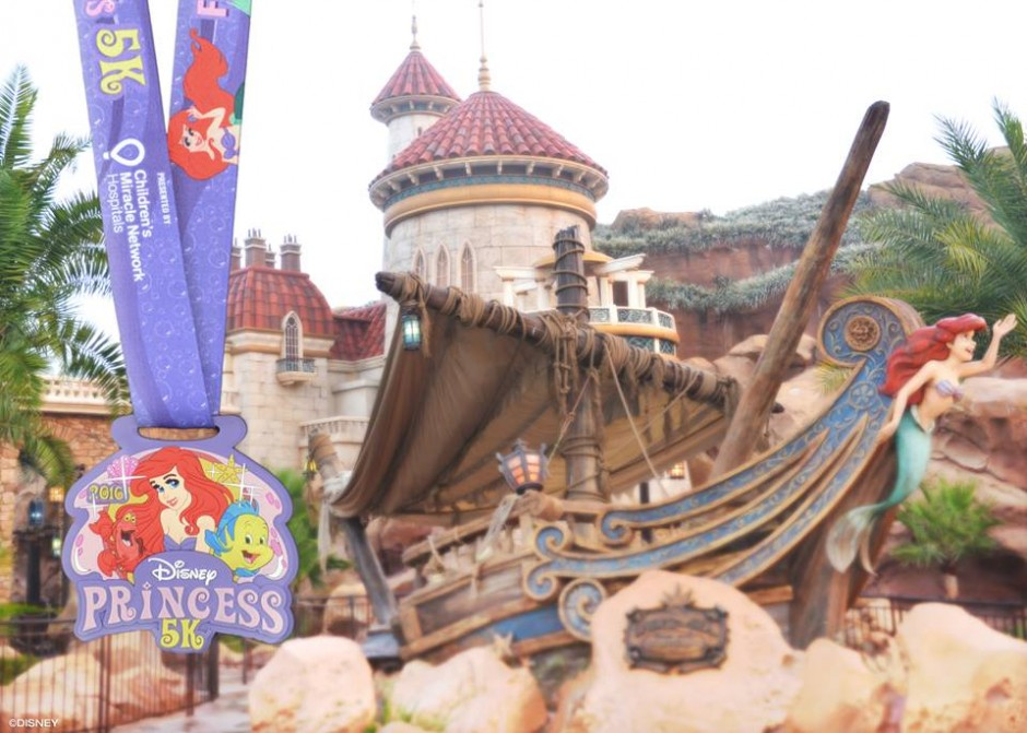[Course] Weekend semi-marathon de Disneyland Paris (23 au 25 septembre 2016) - Page 12 2016-Disney-Princess-5K-Medal-940x671_zpsn8b0xnts