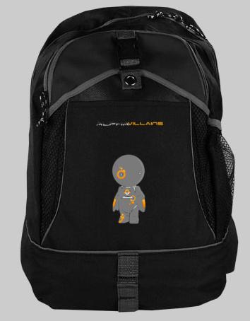 Alpha Backpack!? Alphabag