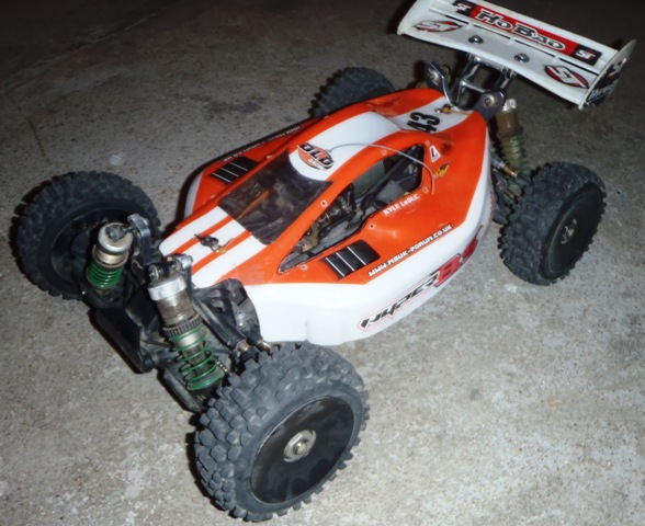 Hyper 8.5 pro Buggy SC Monster - Page 2 PA150081