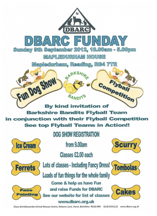 DBARC Funday Nr Reading , Berks.; Sept 9th Image5