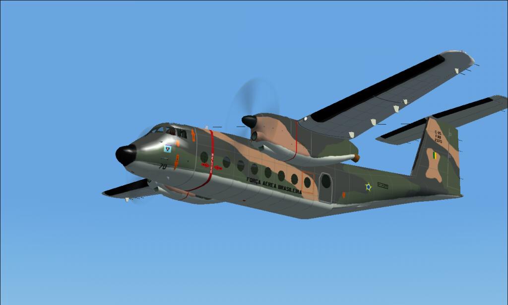 C-115 Búfalo da FAB padrão 1985 à 2007 Fs92014-03-2922-07-32-42