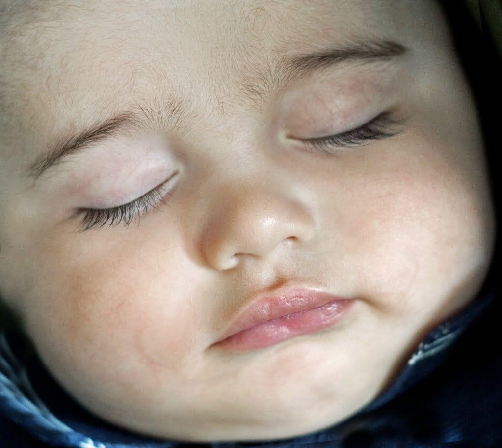 dorme come un bambino :-) Buonriposo