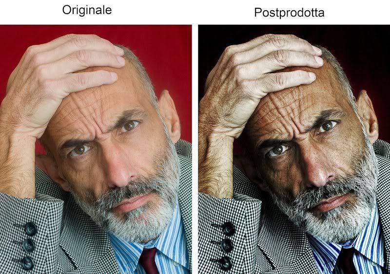 prima e dopo Due