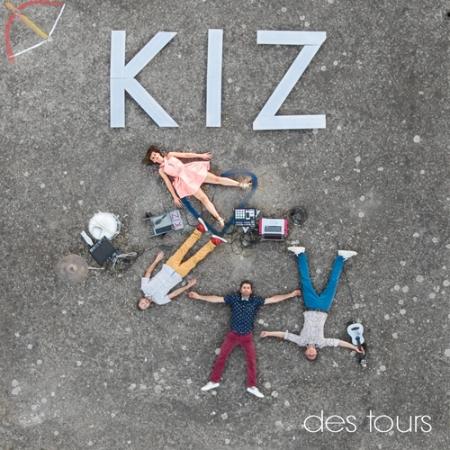 KIZ : « Des Tours» Nouveau single  POCHETTE20Kiz_zpsahiklimm