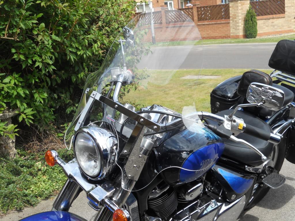 Twojobmick's .......... K3 Suzuki VL800 Volusia DSCN0250