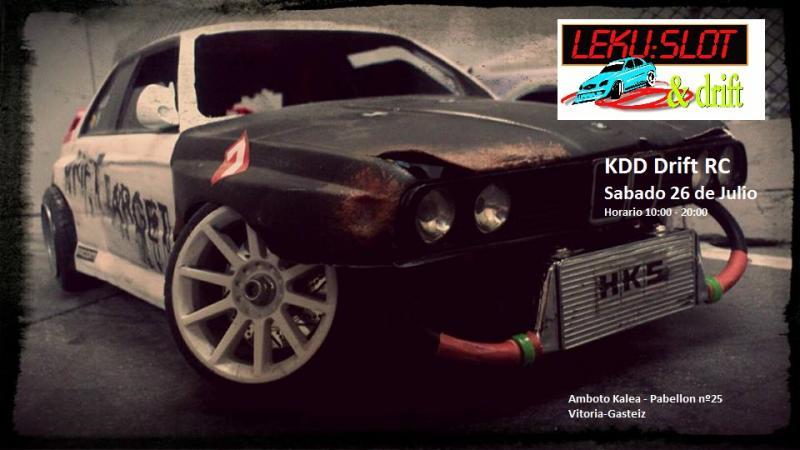 KDD SDT en Leku Slot&Drift Cartelkdd_zps8c480335