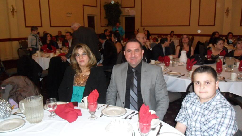 صور من أحتفال  جاليتنا الكرمليسية في مشيغان بعيد القديسة بربارة  شفيعة كرملش  Barbara008