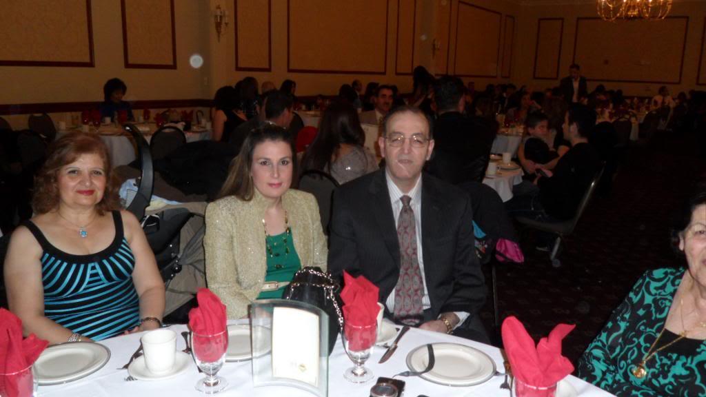 صور من أحتفال  جاليتنا الكرمليسية في مشيغان بعيد القديسة بربارة  شفيعة كرملش  Barbara029