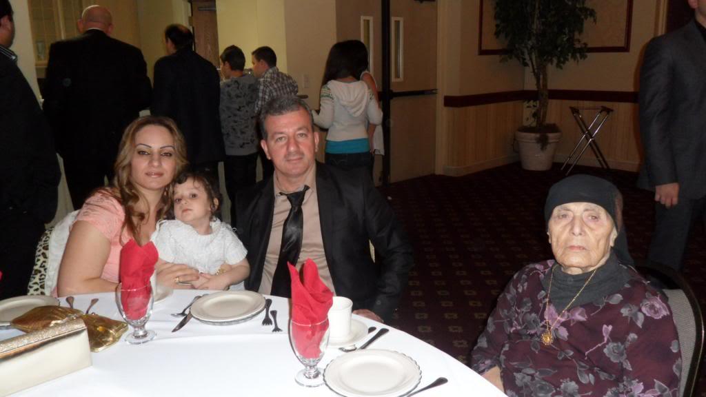 صور من أحتفال  جاليتنا الكرمليسية في مشيغان بعيد القديسة بربارة  شفيعة كرملش  Barbara032