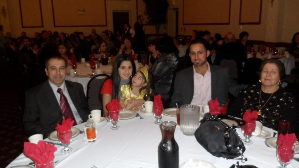 صور من أحتفال  جاليتنا الكرمليسية في مشيغان بعيد القديسة بربارة  شفيعة كرملش  Barbara049