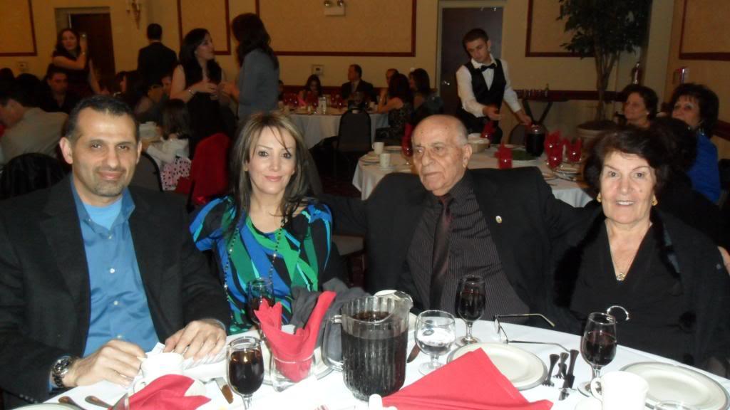 صور من أحتفال  جاليتنا الكرمليسية في مشيغان بعيد القديسة بربارة  شفيعة كرملش  Barbara057