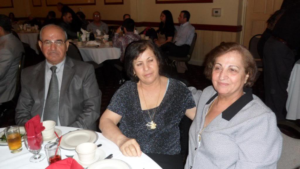 صور من أحتفال  جاليتنا الكرمليسية في مشيغان بعيد القديسة بربارة  شفيعة كرملش  Barbara064