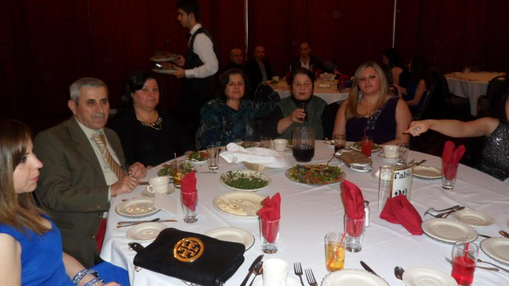 صور من أحتفال  جاليتنا الكرمليسية في مشيغان بعيد القديسة بربارة  شفيعة كرملش  Barbara073