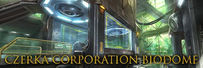 Czerka Corporation Biodome Biodome