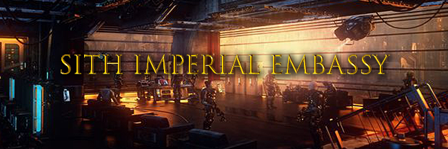 Sith Imperial Embassy - Request to join Sith Empire here Embassy
