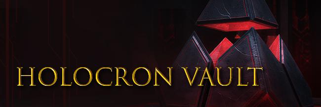 Holocron Vault Holocron