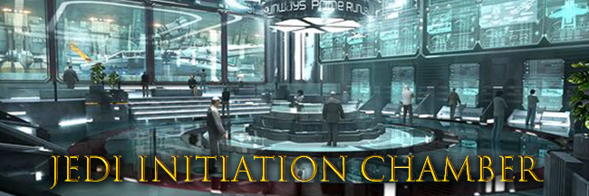 Jedi Initiation Chamber - Request to join Jedi Order here Jedistation