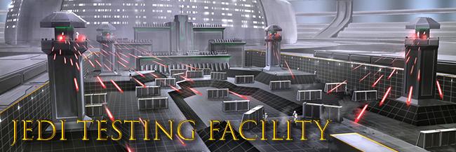 Jedi Testing Facility Jeditesting
