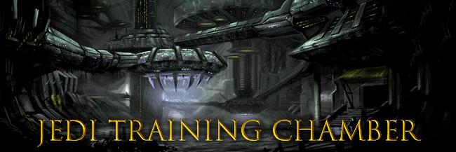Jedi Training Chamber Jeditraining