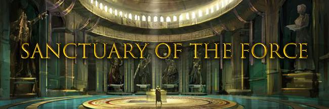 Sanctuary of the Force Sanctuary