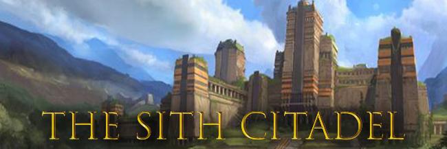 The Sith Citadel Thesithcitadel