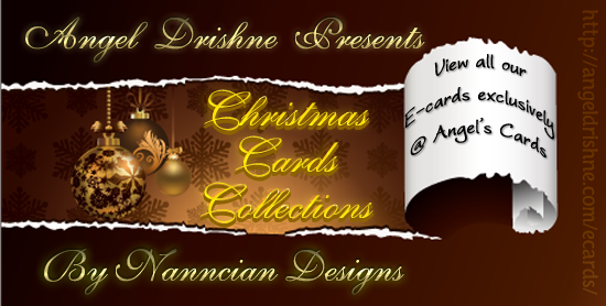 ~*~ Christmas Cards Design By Nanncian ~*~ Ad-presents