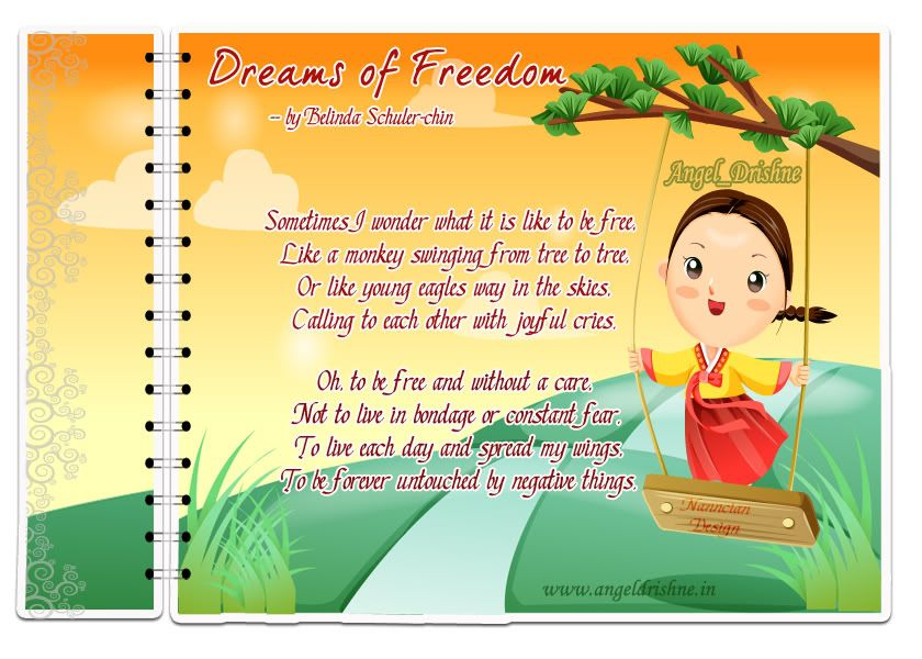 ~ Inspirational Cards Collection Design By Nanncian ~ - Page 2 Dreams-Of-Freedom