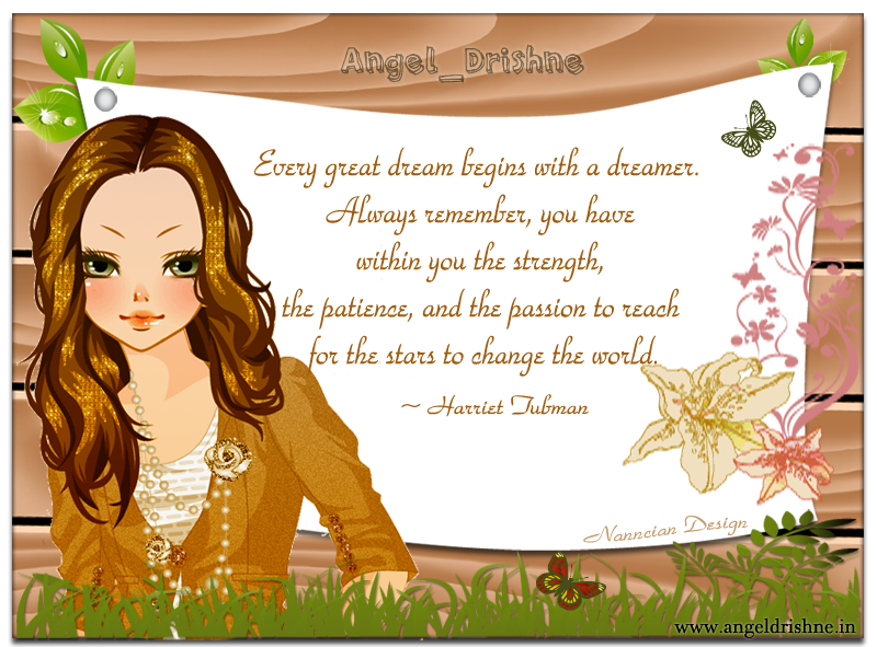 ~ Inspirational Cards Collection Design By Nanncian ~ - Page 2 Every-great-dream-begins