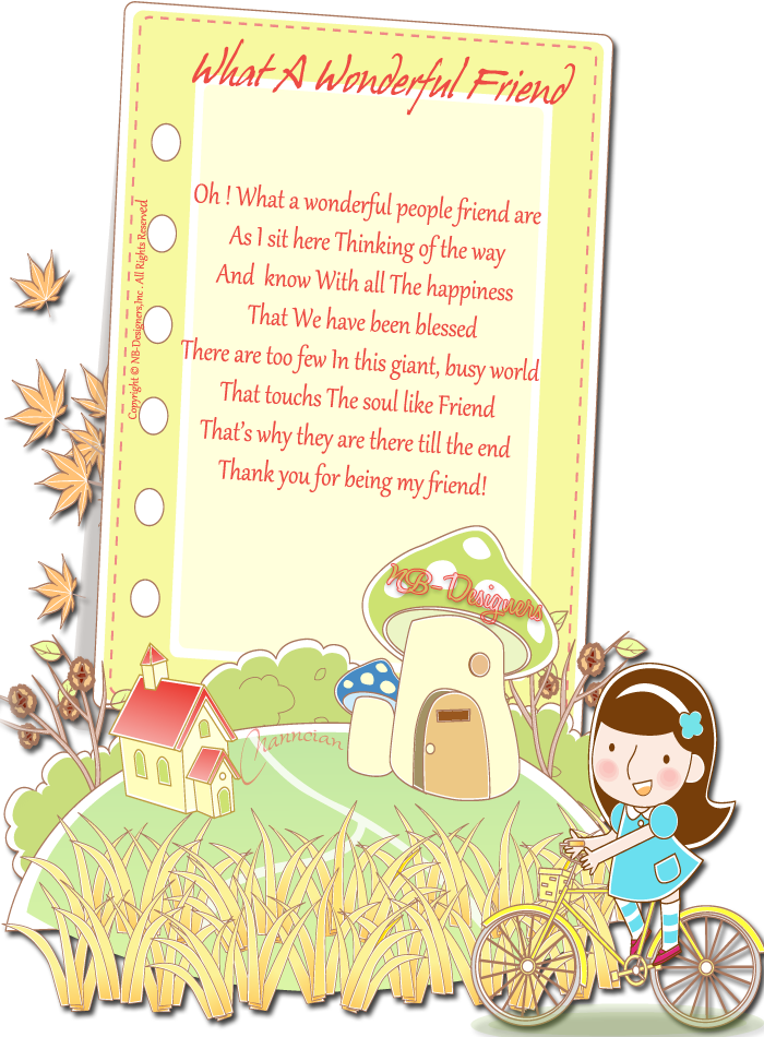 ~ Friendship Card's Collection by Nanncian Design ~ - Page 2 What-A-Wonderful-Friend