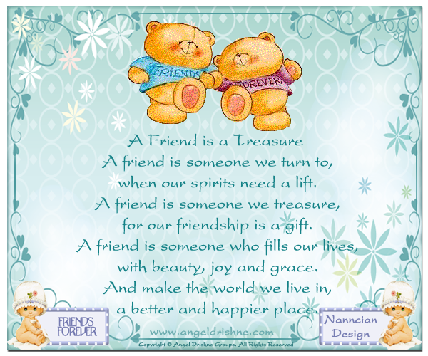 ~ Friendship Card's Collection by Nanncian Design ~ Friendship-card-1