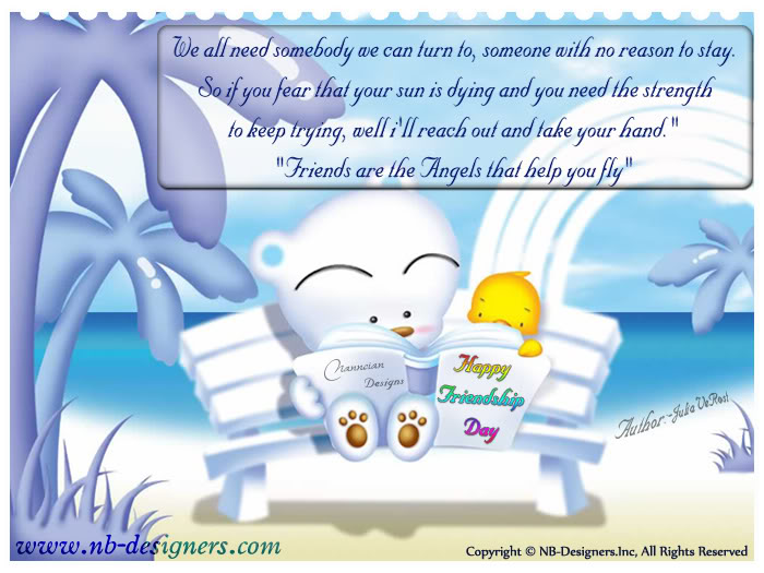 ~ Friendship Card's Collection by Nanncian Design ~ Friendship-6