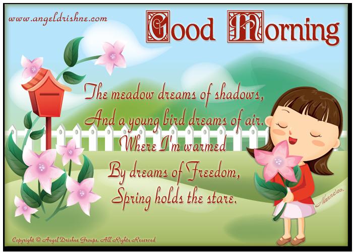 ~ Good morning  Card design by Nanncian ~ Good-Morning-7