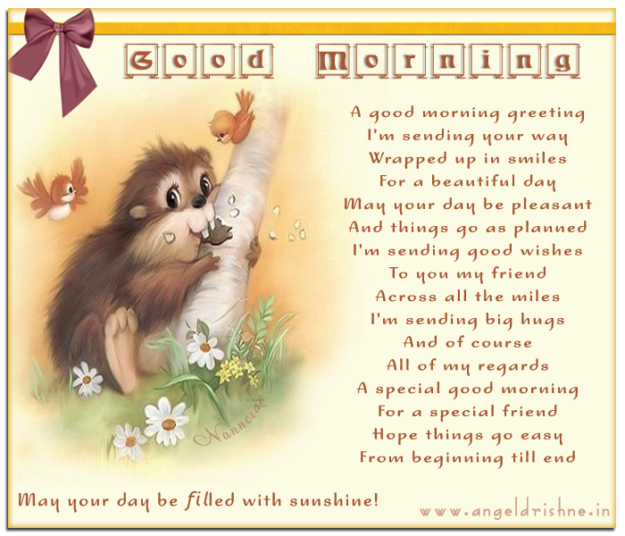 ~ Good morning  Card  design By Nanncian ~ - Page 2 Good-morning-3
