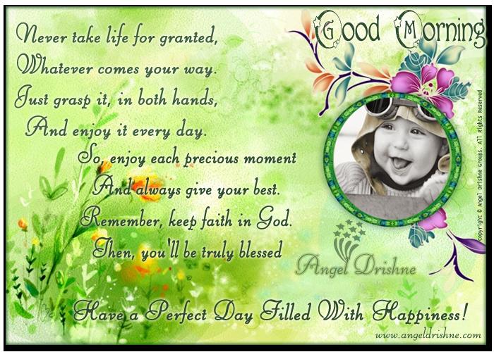 ~ Good morning  Card design by Nanncian ~ Good-Morning-Card-6