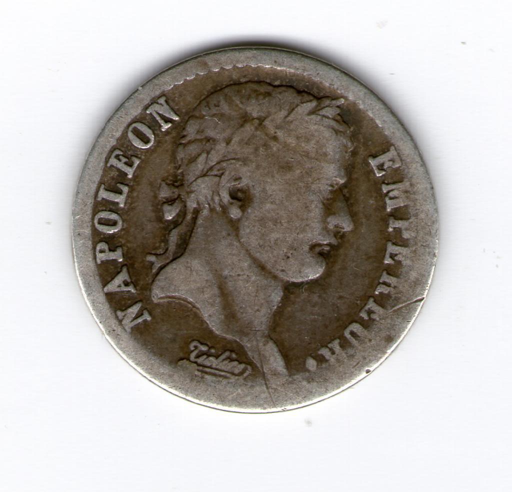 En venta Pieza Historica Demi Franc Napoleon 1808 Img431_zpsc8f21199