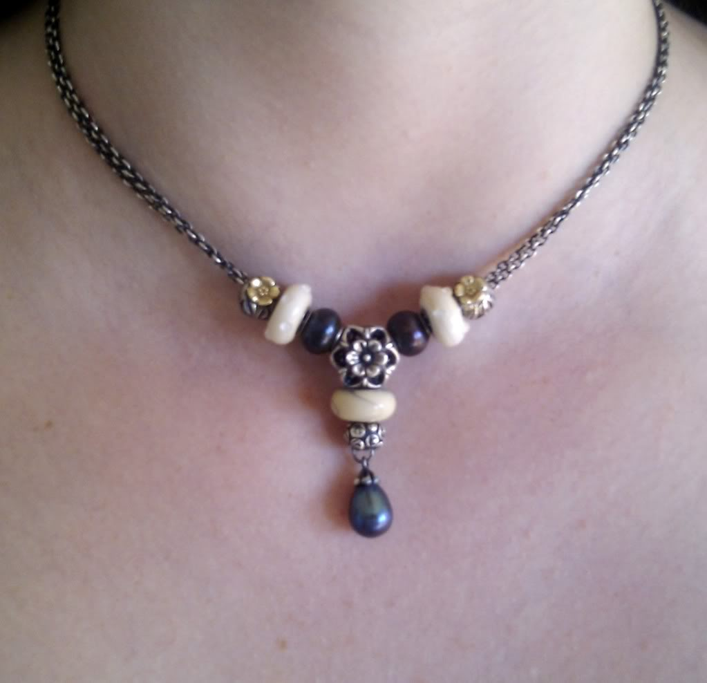 fantasy - Black Pearl fantasy necklace?  Bp