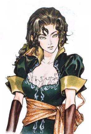Les fusions des personnages Mathilda