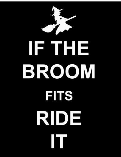 The new motto for the Bastion BroomRide