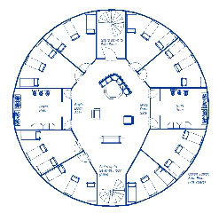 Coven Commons and Dorms CovenTowerSixthFloor-1