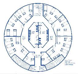 Common Rooms and Dorms CovenTowerThirdFloor-1