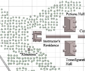 Salem Witches' Institute: A Visual SWIResidence-1