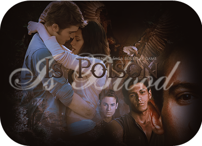 Is Poison, Is Love {The Twilight Saga RPG} • ¡RECIÉN ABIERTO! {Hermandad} Anuncio-3